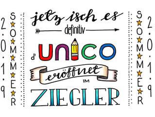 Unico goes Ziegler!!!