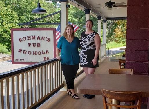 Rohman's Pub now open