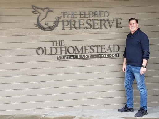 The Eldred Preserve recreated