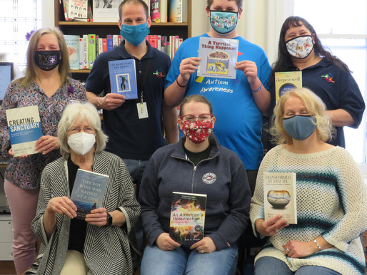 Local groups curate resources for Trauma Library Collection