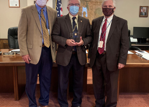 Pike County Wins PA Governor's Award for Local Government Excellence
