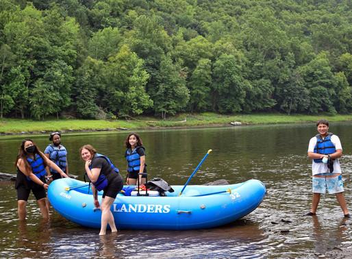 UDC Held the 32nd Annual Raft Trip