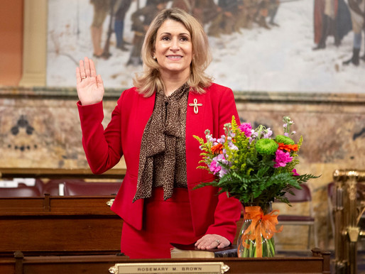 Brown begins sixth term as a PA State Representative