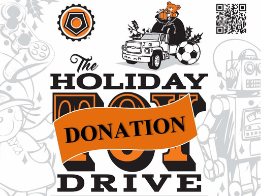 The Holiday DONATION Drive - How to Apply and Need for Donations