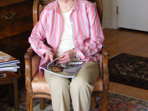 Local history and elder care will be enhanced because of Barbara J. Buchanan Fund