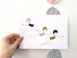 Les nageuses