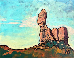 Balanced Desert