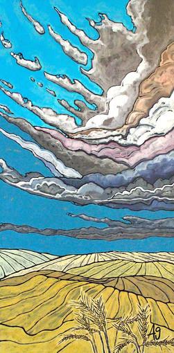 Prairies Skies