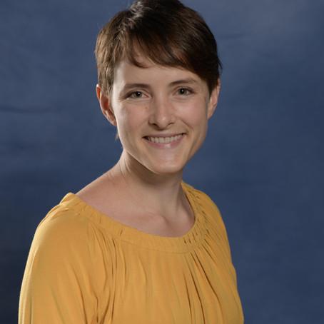 Beth Ann Williams, Winner of the 2019 Penny Schwartz Travel Grant