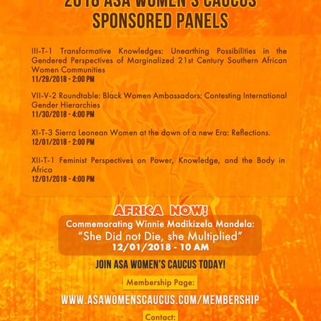 WC 2018 Sponsored Panels