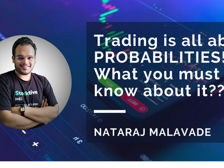 Trading is all about PROBABILITIES! The secrete of successful trading 🤑