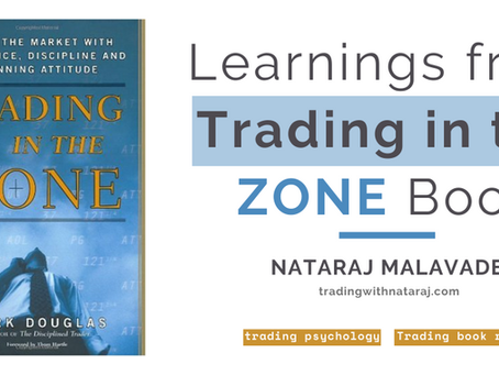 Learnings from Trading in the Zone Book | Mark Douglas Trading Psychology