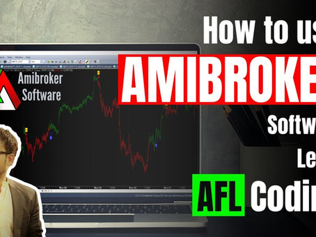 What is AMIBROKER Software? How much it costs? Why use AmiBroker?