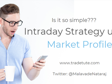 Market Profile Day Trading Strategy that Works | Intraday Trading Strategy 🔥🔥🔥