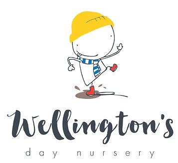 Wellington's Day Nursery Logo