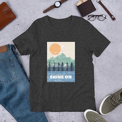 SHINE ON SUMMER VIBES TEE