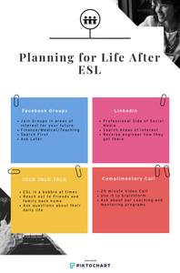 Life After ESL
