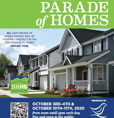 Check out our online Parade of Homes Magazine