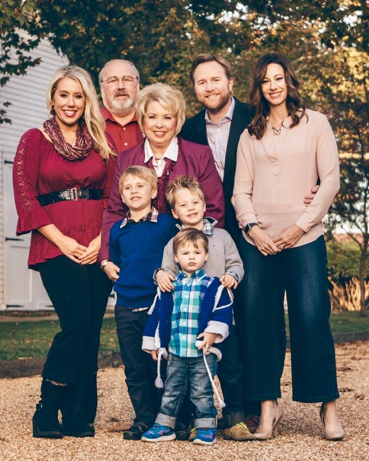 Carla Mayernick Family