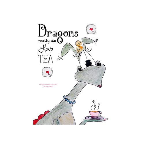 Dragons Really Do Love Tea