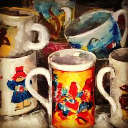 Cups, 100-100cm