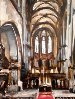Kathedraal, 100-150cm