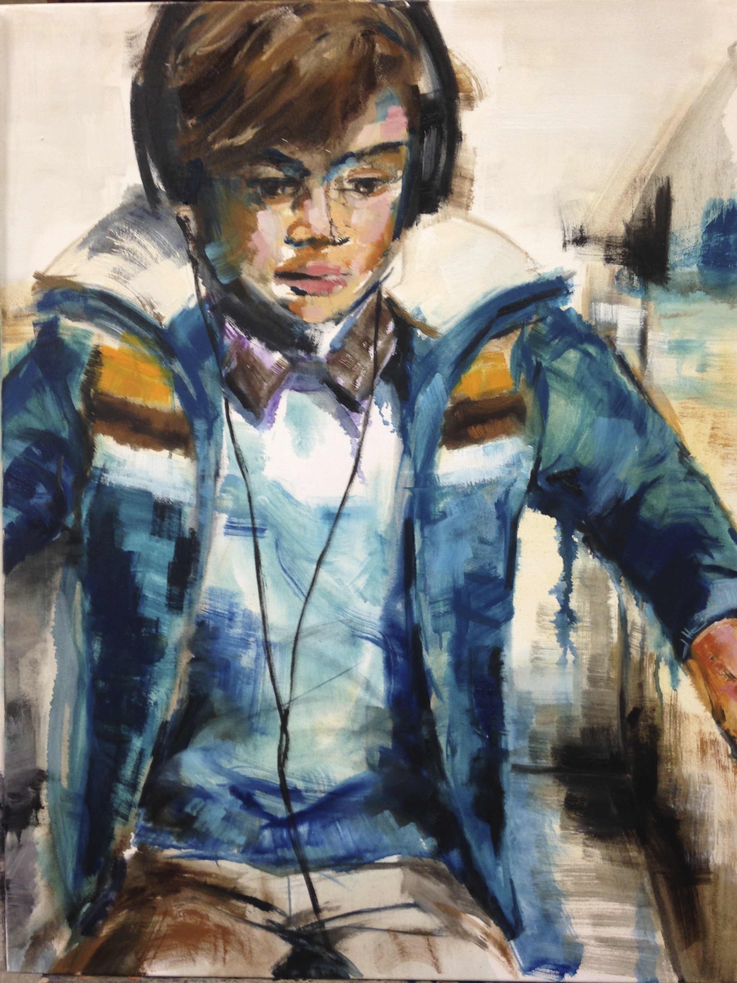 A boy's world, 80-100cm