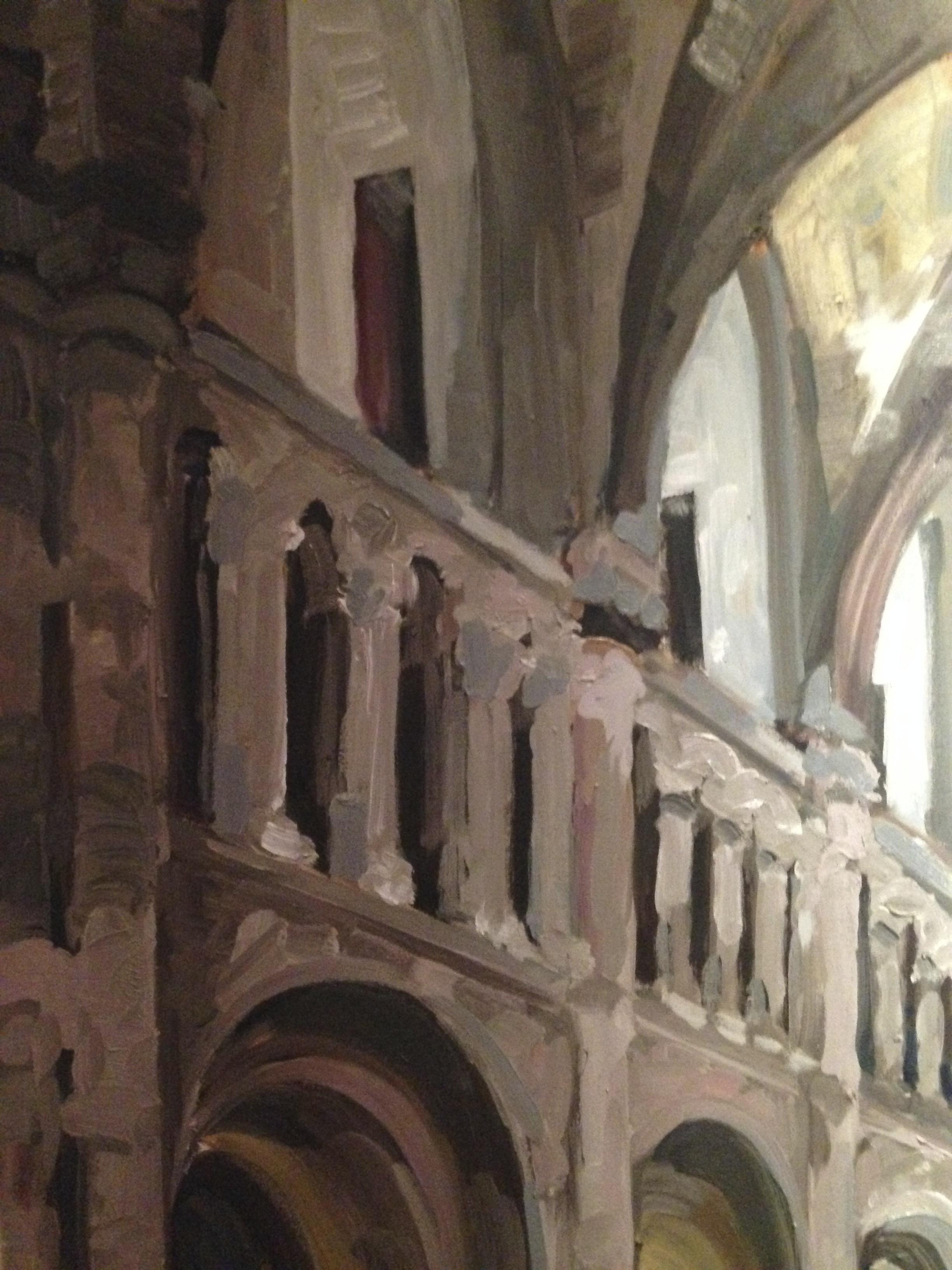 Galerij, 40-100cm
