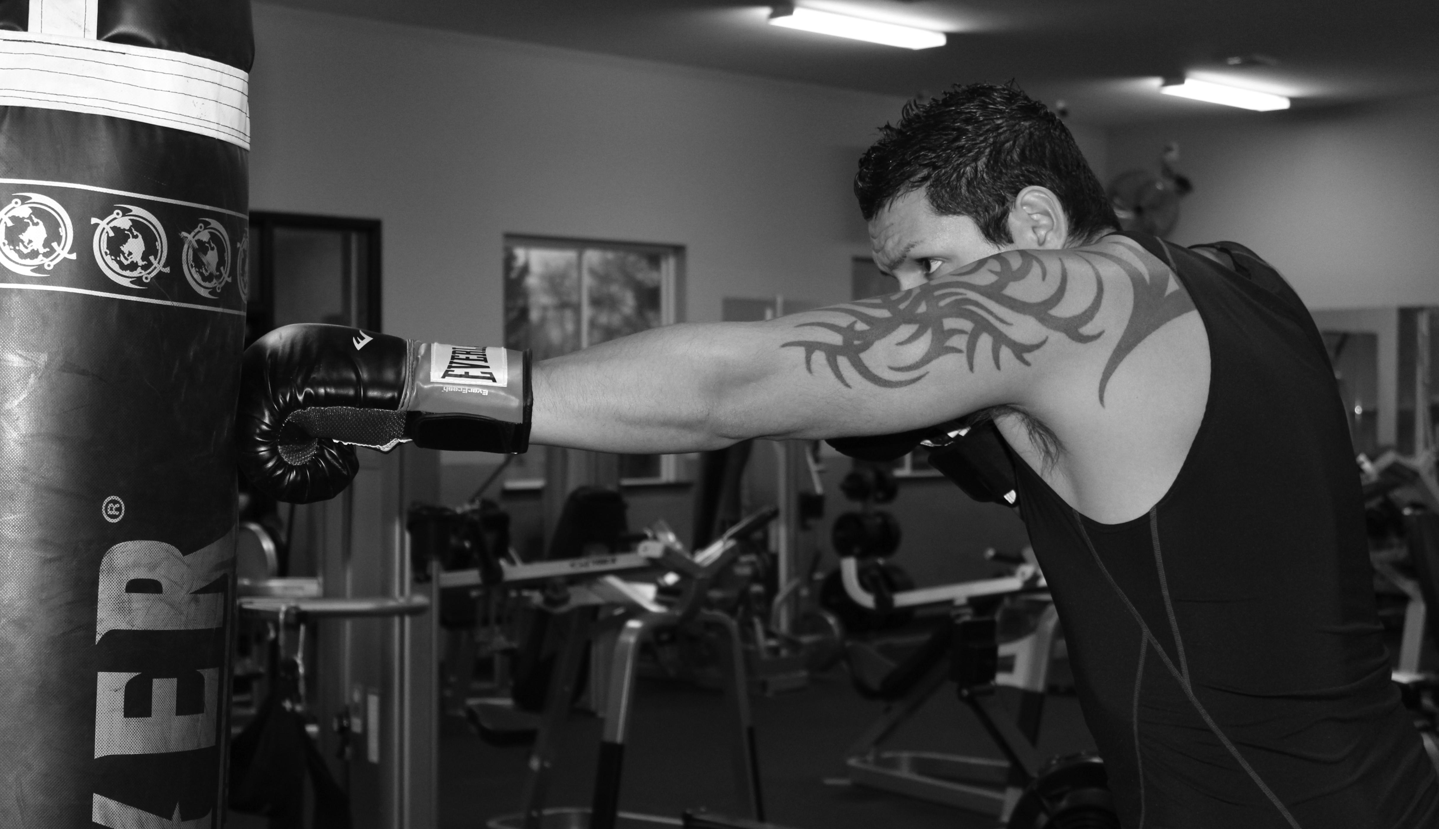 Corso Fitness Punching Bag