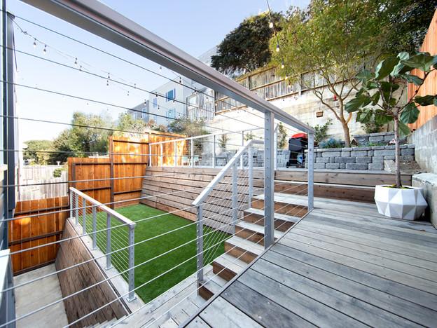 San Francisco Backyard