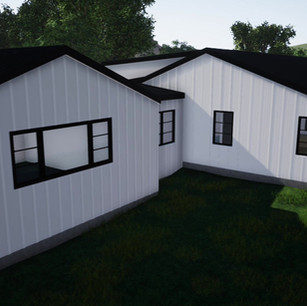 New design renderings with landscaping