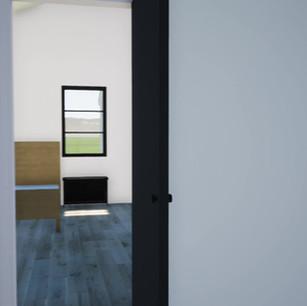 Interior rendering of the new design