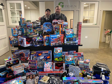 2020 G Family Toy Drive
