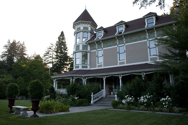 G Family Construction Victorian Remodel Ross CA