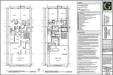 238 design plan