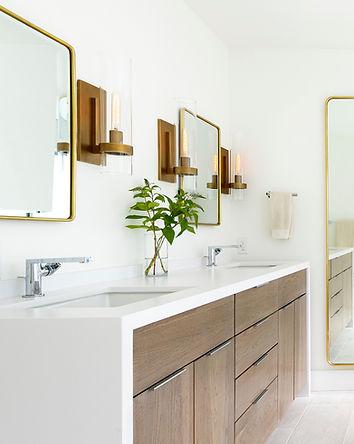 G Design Master Bath