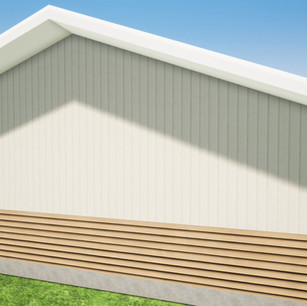 Existing Home Rendering