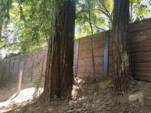 Retaining Walls & Decks