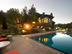 New Pool & Landscaping
