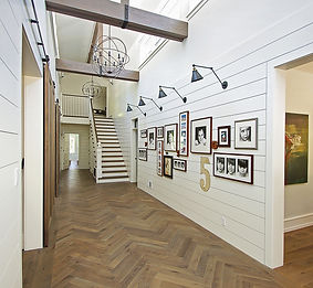 G Family Best of Houzz 2016 Design Hallway