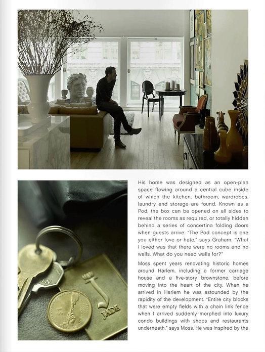 EST Magazine- Graham Moss Interior Style