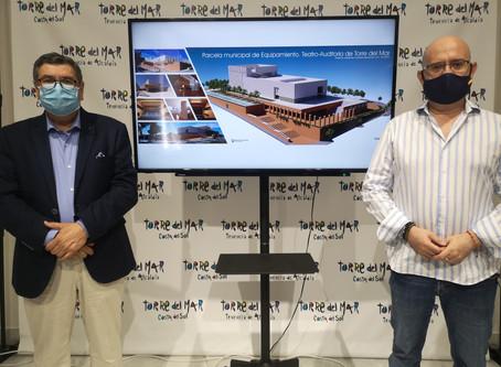 Vélez-Málaga informa del inicio del expediente de contratación del Teatro de Torre del Mar