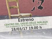 Vélez proyectará el documental 'García Caparrós, memoria de nuestra lucha'