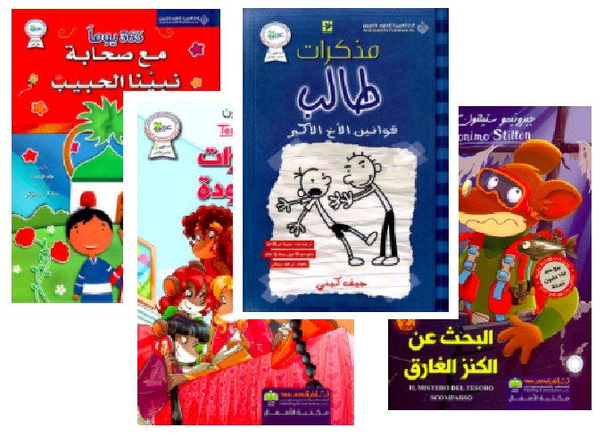 Books from  Arab Scientific Publisher, inc
