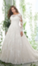 Mori Lee Julietta Plus Size wedding dress