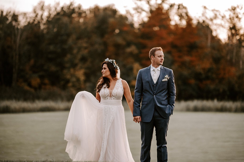 unique lace wedding dress