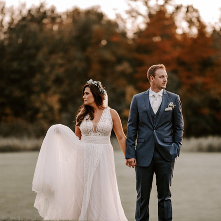 Becca & Josh Clark