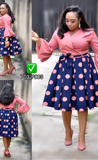 Florata Dress 7003