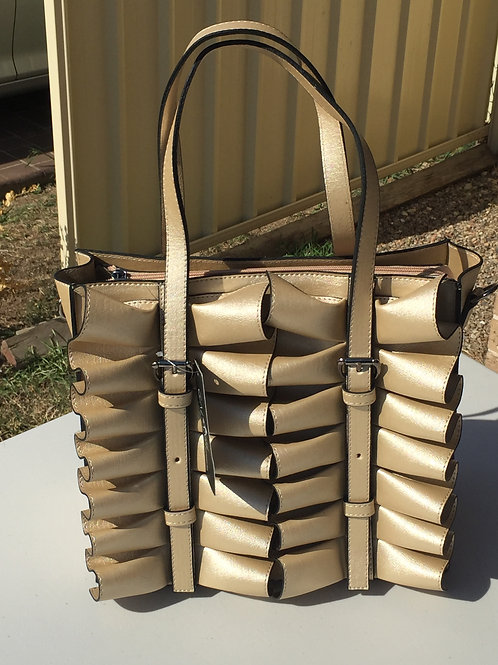 Gold Ladies Handbag