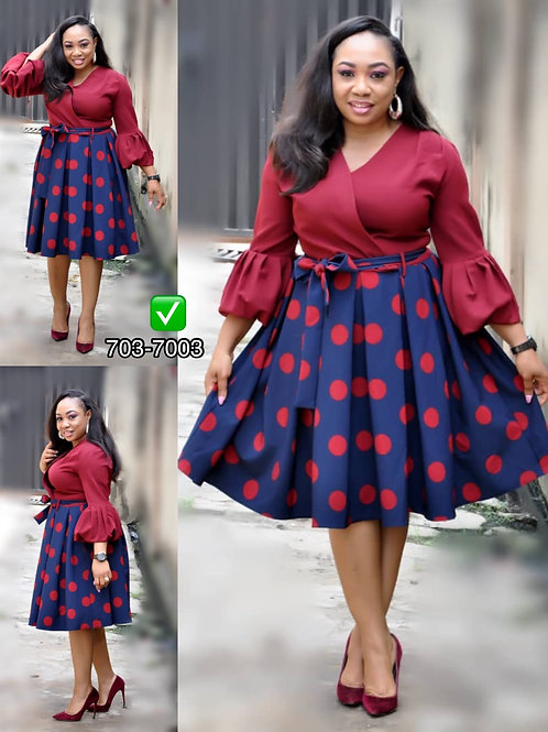 Florata Dress 703